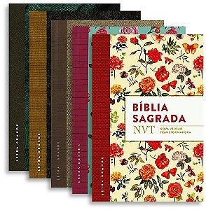 Bíblia NVT Mundo Cristão Letra Grande