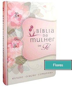 Bíblia da Mulher de Fé NVI de Sheila Walsh