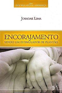 Série Discipulado de Liderança Josadak Lima - kit 4 livros