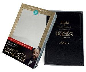 Bíblia de Estudo e Sermões Charles Spurgeon