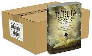 Bíblia Sagrada 500 Anos da Reforma RA - caixa com 20