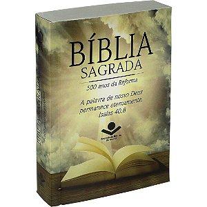 Bíblia Sagrada 500 Anos da Reforma RA - cx com 20 unidades