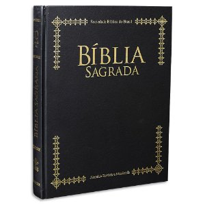 Bíblia Sagrada Revista e Atualizada Letra Extragigante