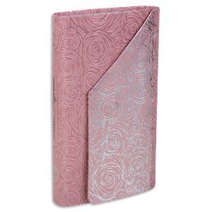 Bíblia Sagrada Atualizada tipo Carteira capa Rosa
