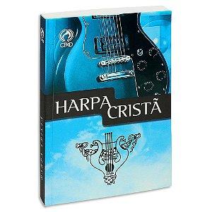 Harpa Cristã Hinos capa Guitarra 11,5 cm x 17 cm