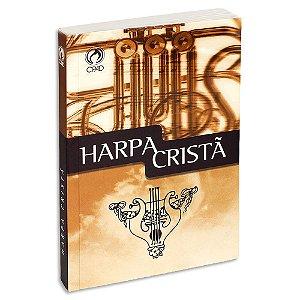 Harpa Cristã Hinos capa Trompa 11,5 cm x 17 cm