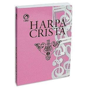 Harpa Cristã Hinos capa Rosa Grande
