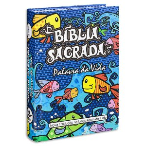 Bíblia Infantil Palavra da Vida