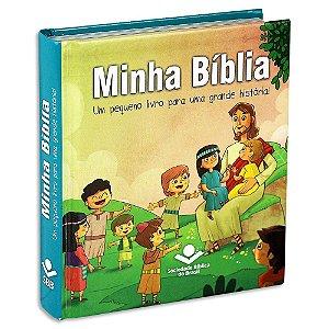 Bíblia Infantil Minha Bíblia