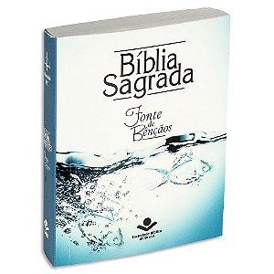 Bíblia Sagrada Fonte de Bençãos Edição Compacta