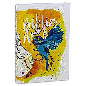 Bíblia Jovem Nova Almeida Atualizada capa ilustrada Luz