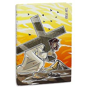 Bíblia Jovem Nova Almeida Atualizada ilustrada Sacrifício