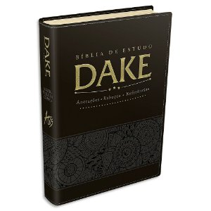 Bíblia Dake capa Preta