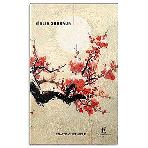 Bíblia NVI Leitura Perfeita Flores de Inverno