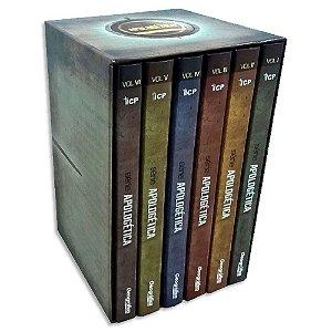 Série Apologética 6 Volumes