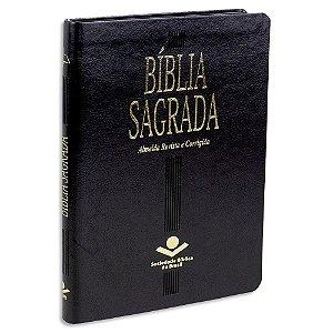 Bíblia Almeida Corrigida Preta