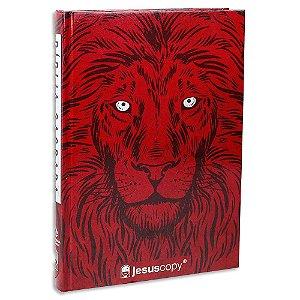 Bíblia Nova Almeida Atualizada Leão Vermelho
