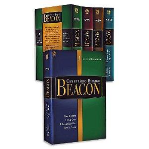 Comentário Bíblico Beacon Antigo Testamento Brochura