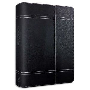Bíblia Thompson Almeida Contemporânea Preta e Cinza