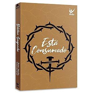 Bíblia NVI Está Consumado Brochura POP