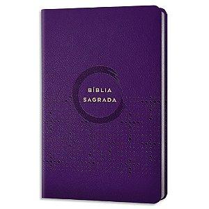 Bíblia NVI Feminina Econômica Violeta