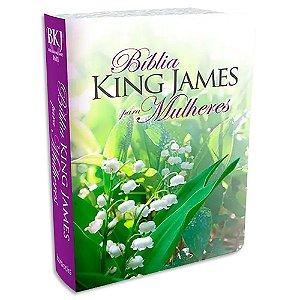 Bíblia King James para Mulheres Florida