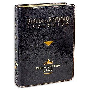 Bíblia de Estudo Teológico Reina-Valera 1960