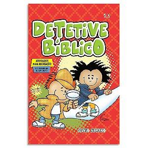 Detetive Bíblico - Silvio Nakano