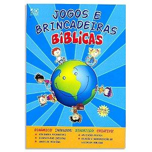 Jogos e Brincadeiras Bíblicas