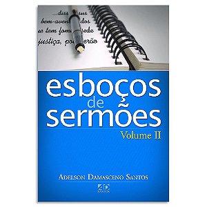 Esboços de Sermões - Vol.2