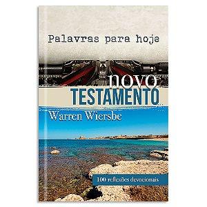 Palavras Para Hoje – Novo Testamento