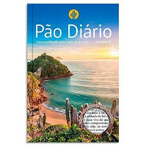 Pão Diário Vol. 23 – Capa Paisagem – Edição com Letra Gigante