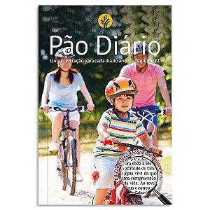 Pão Diário Vol. 22 – Capa Família – Edição Especial Com Letra Gigante