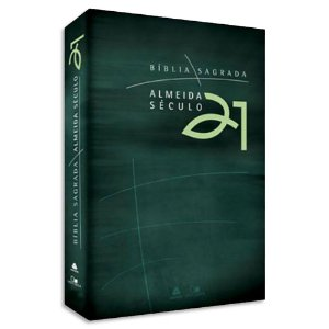 Bíblia Século 21 Letra Grande Verde