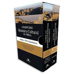 Comentário Histórico Cultural da Bíblia AT e NT