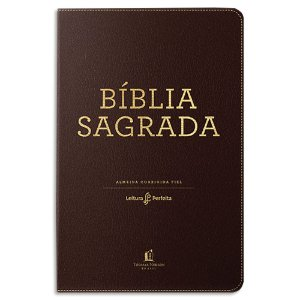 Bíblia ACF Leitura Perfeita Marrom