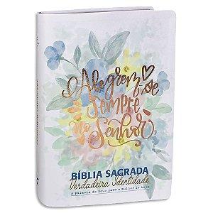 Bíblia Sagrada Verdadeira Identidade Branca