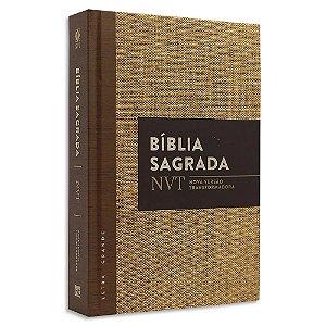 Bíblia NVT Letra Grande Juta