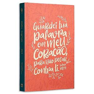 Bíblia NVT Salmo 119:11