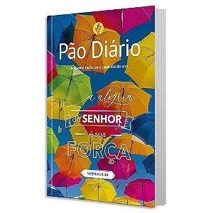 Pão Diário Vol. 24 - Capa Alegria do Senhor