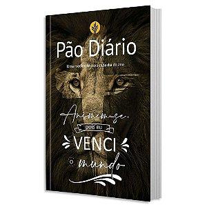 Pão Diário Vol. 24 - Capa Animem-se