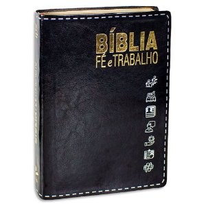 Bíblia NAA Fé e Trabalho