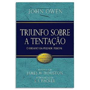 Triunfo Sobre a Tentação de John Owen