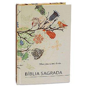 Bíblia Sagrada ARC Olhai para as Aves do Céu