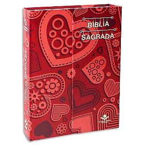 Bíblia Feminina NAA com Imã