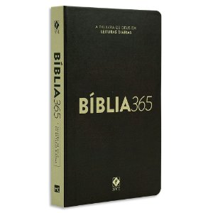 Bíblia 365 NVT Preta