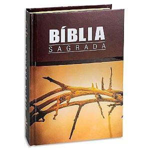 Bíblia Sagrada com Letra Maior com Fonte de Bênçãos