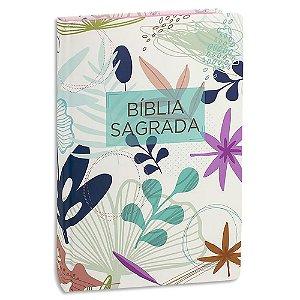 Bíblia Sagrada Revista e Atualizada Flores