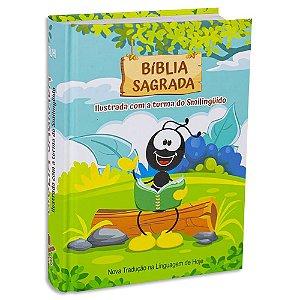 Bíblia Infantil Ilustrada com a Turma do Smilinguido