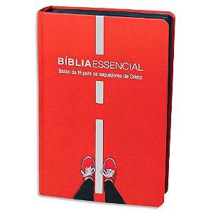 Bíblia Essencial NAA Vermelha